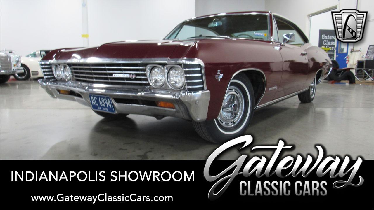 Used 1967 Chevrolet Impala