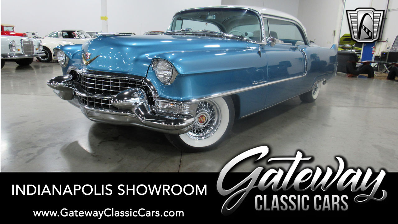 Used 1955 Cadillac Coupe Deville