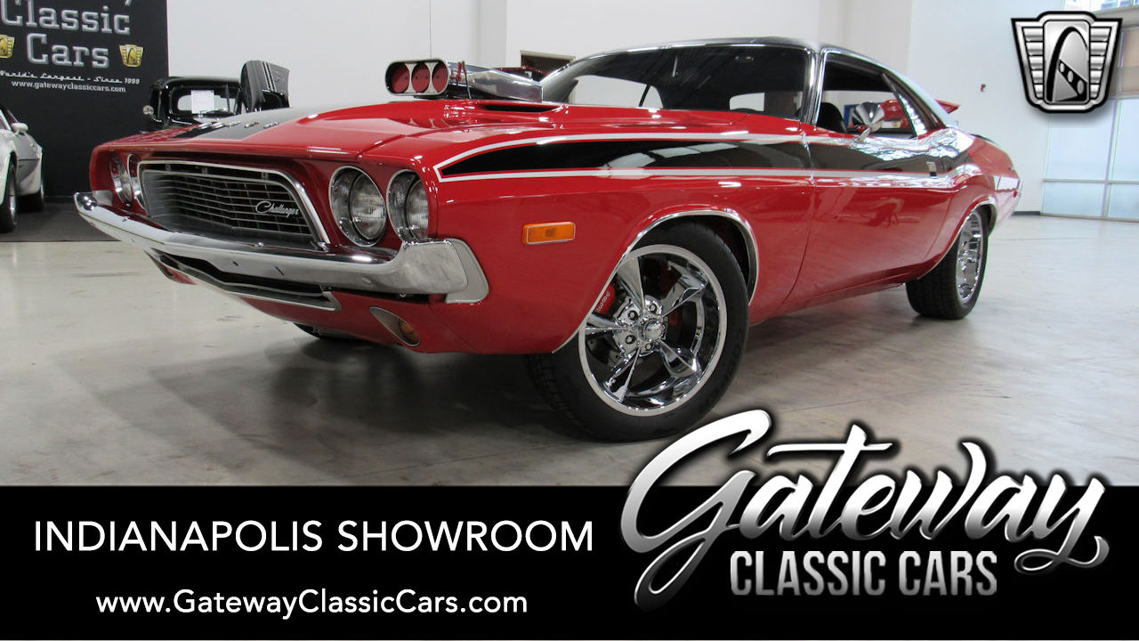 Used 1973 Dodge Challenger