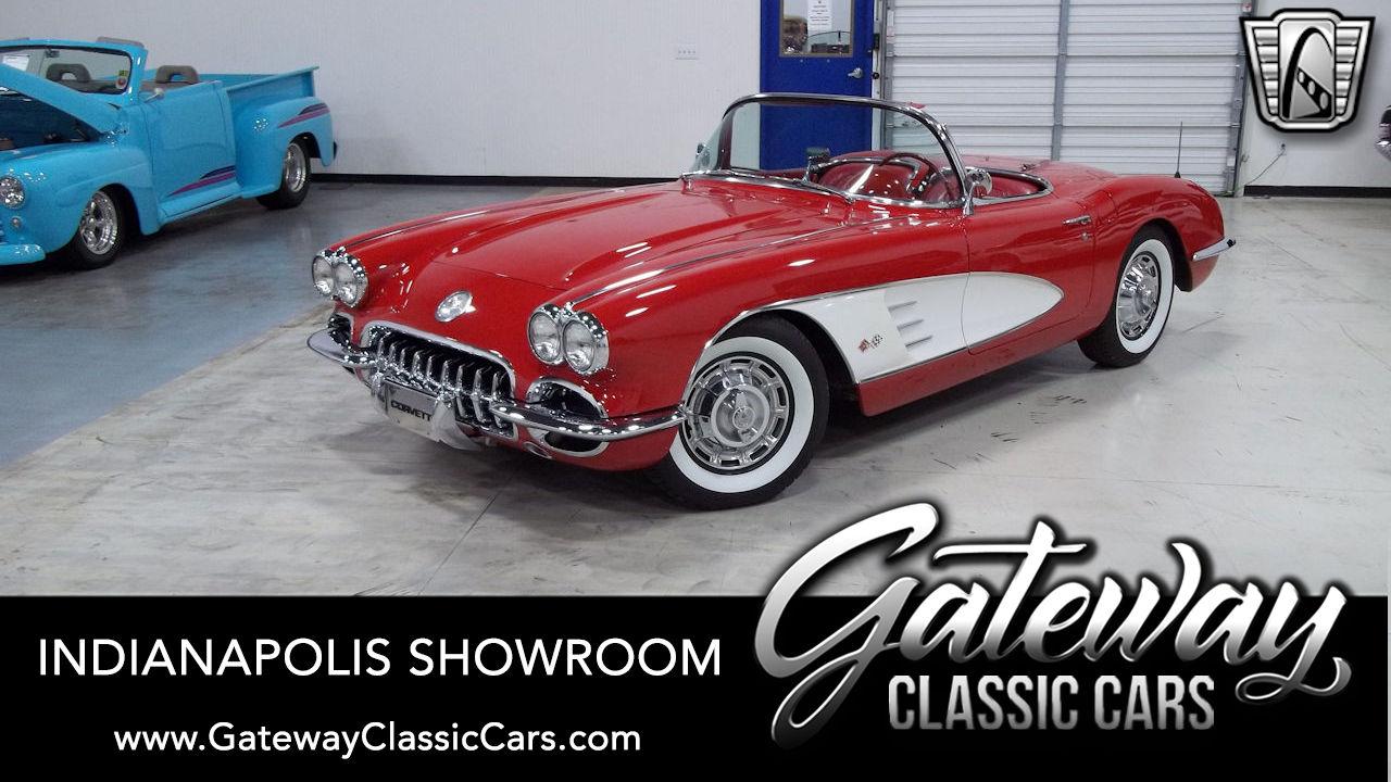 Used 1959 Chevrolet Corvette