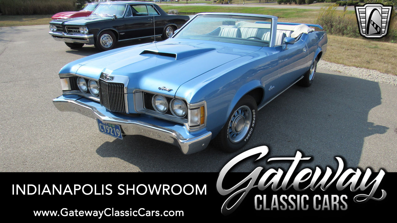 Used 1973 Mercury Cougar