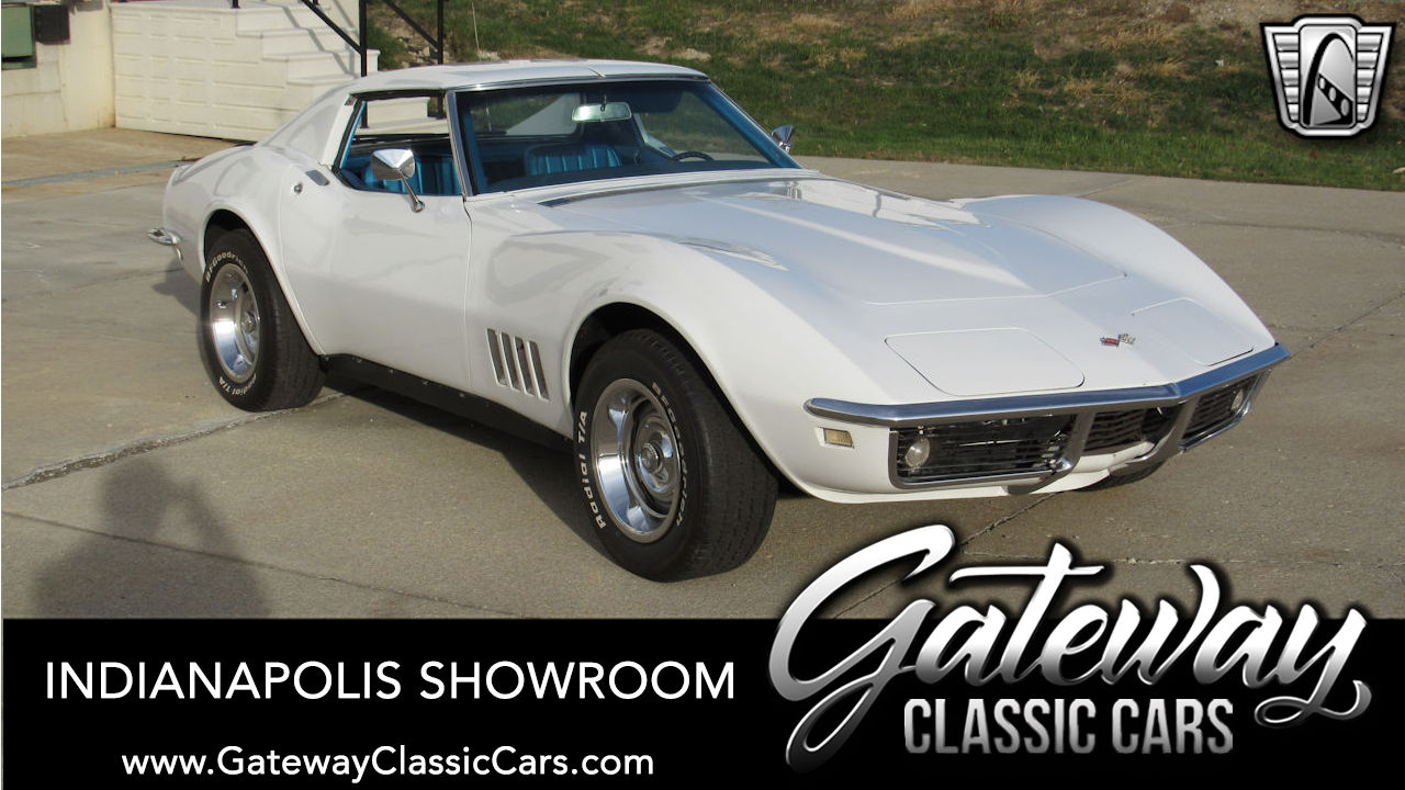 Used 1968 Chevrolet Corvette