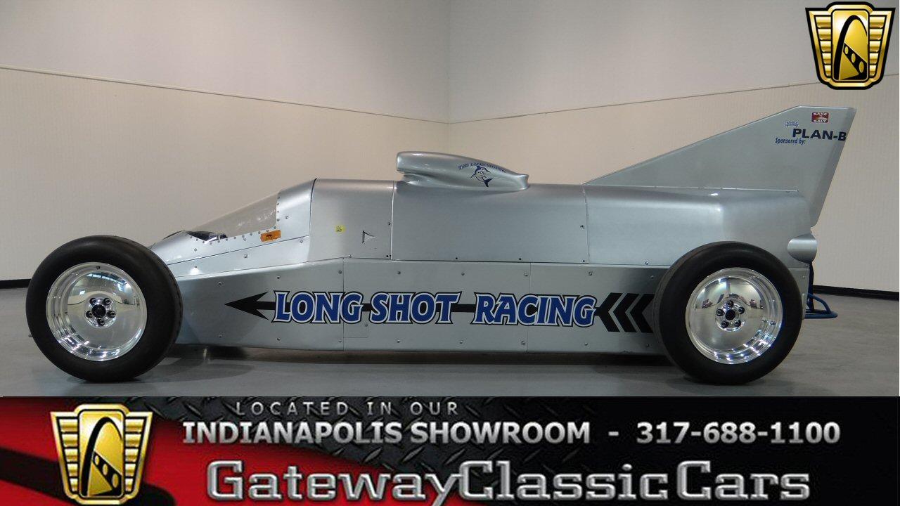 Used 2012 B Class Lakester Salt Flat Racer