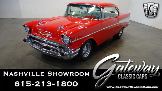 1957 Chevrolet Bel Air<br><span style='font-size: large; font-style: italic'><b>  </b></span>