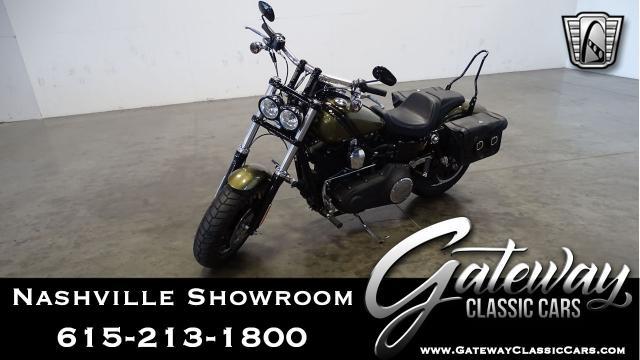 2016 Harley Davidson FXDF Fatboy