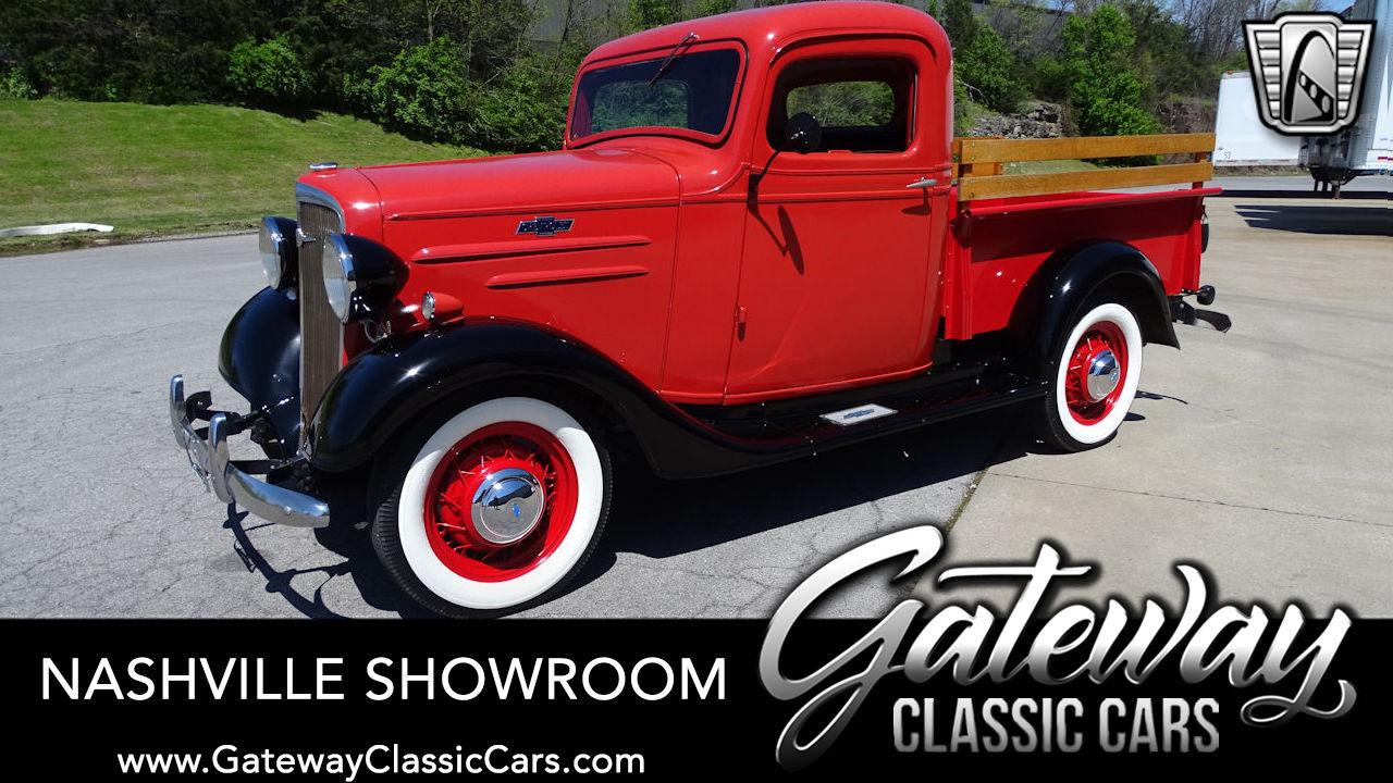 1936 Chevrolet C10