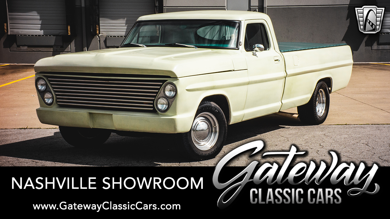 Used 1969 Ford F100