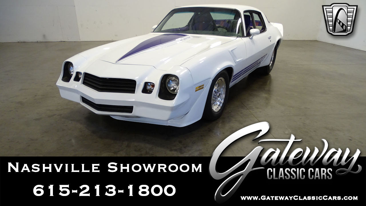 Used 1979 Chevrolet Camaro