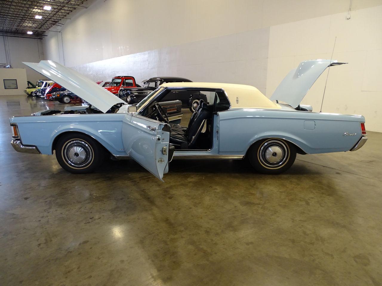 1970 Lincoln Continental 3