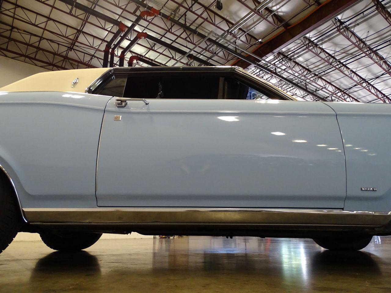1970 Lincoln Continental 9