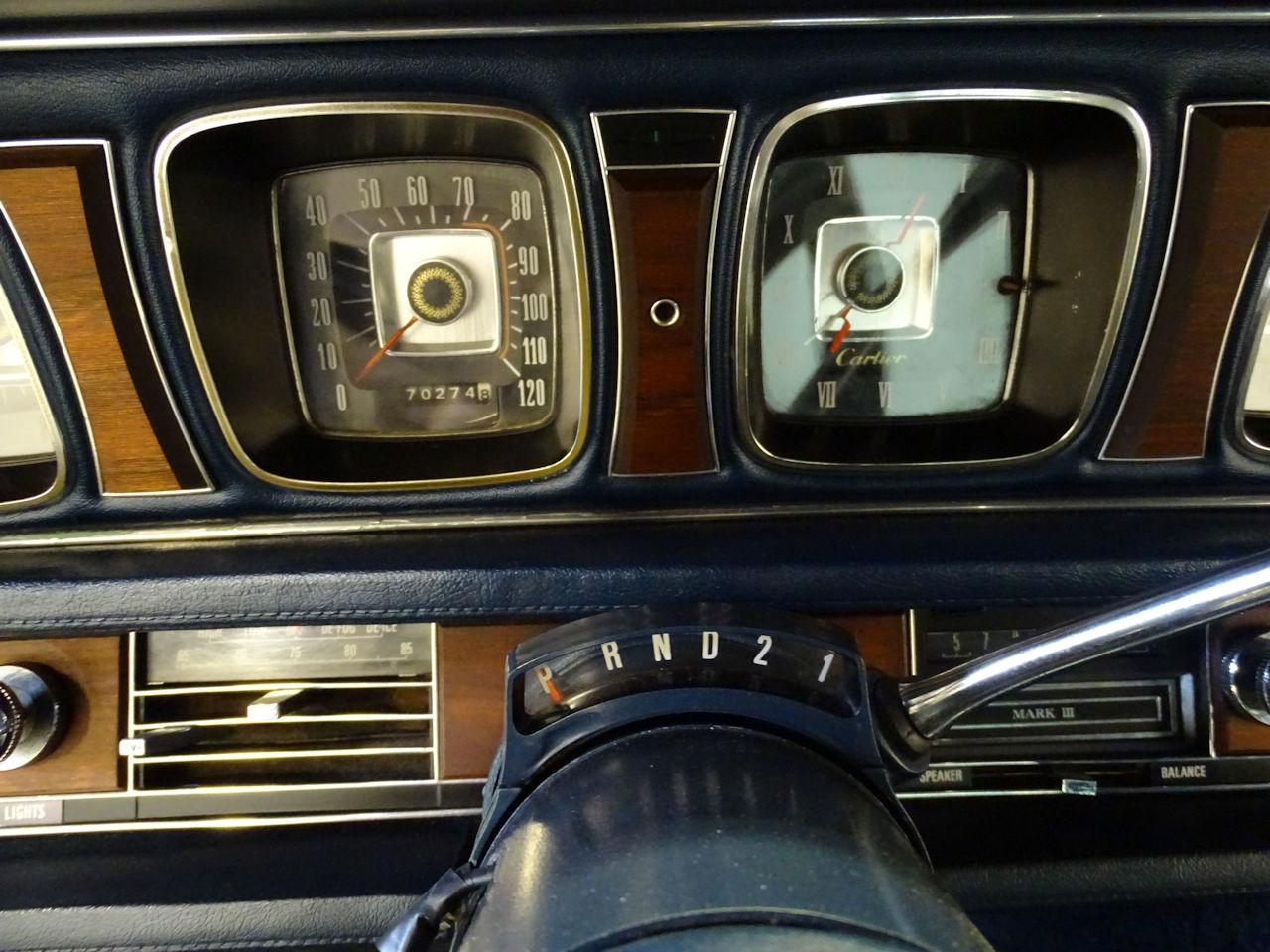 1970 Lincoln Continental 10