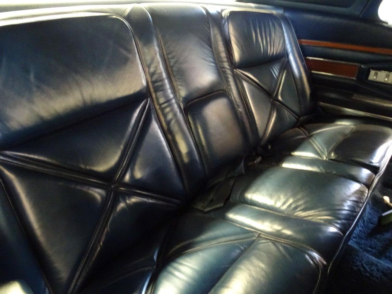 1970 Lincoln Continental 40