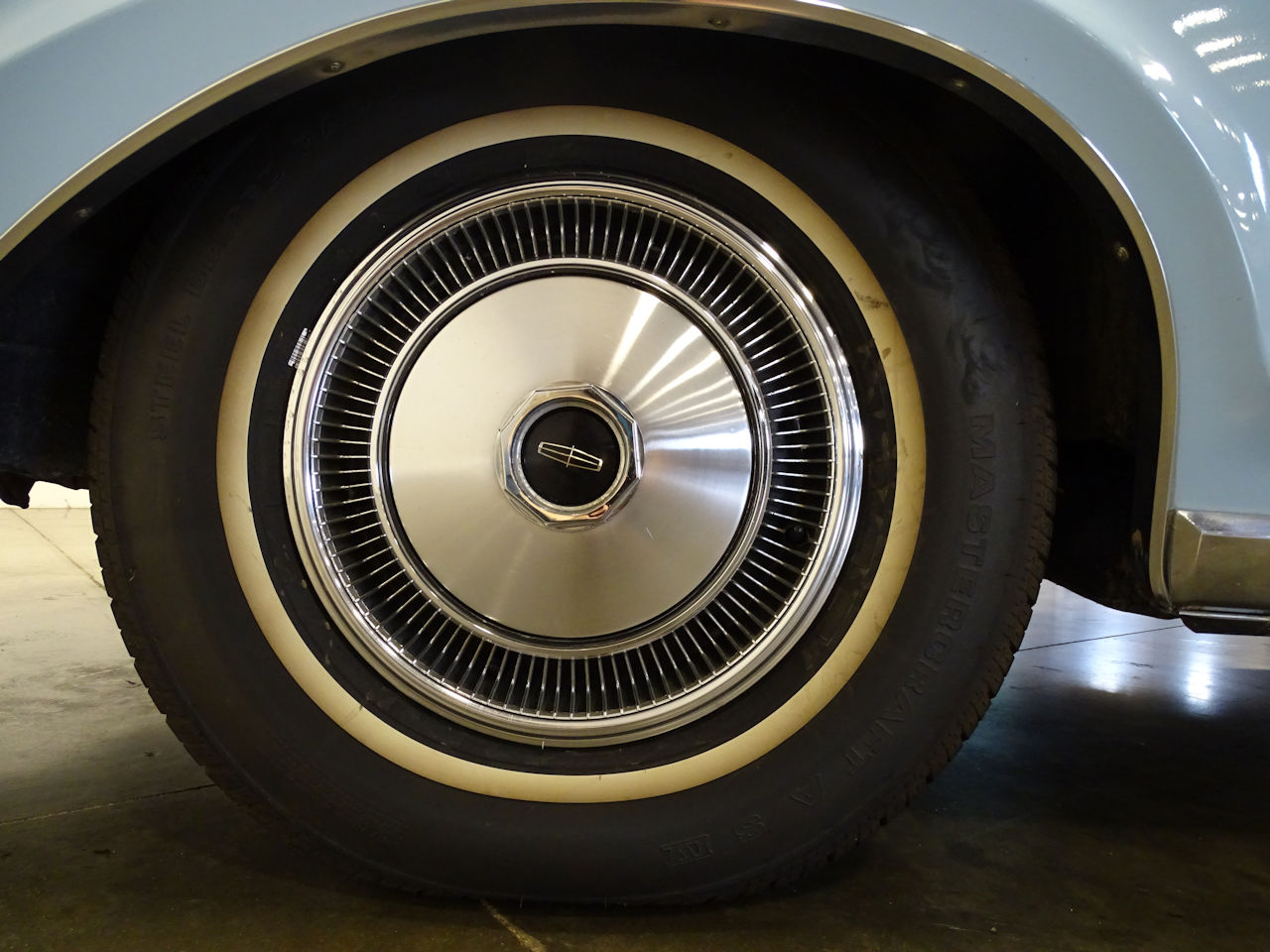 1970 Lincoln Continental 46
