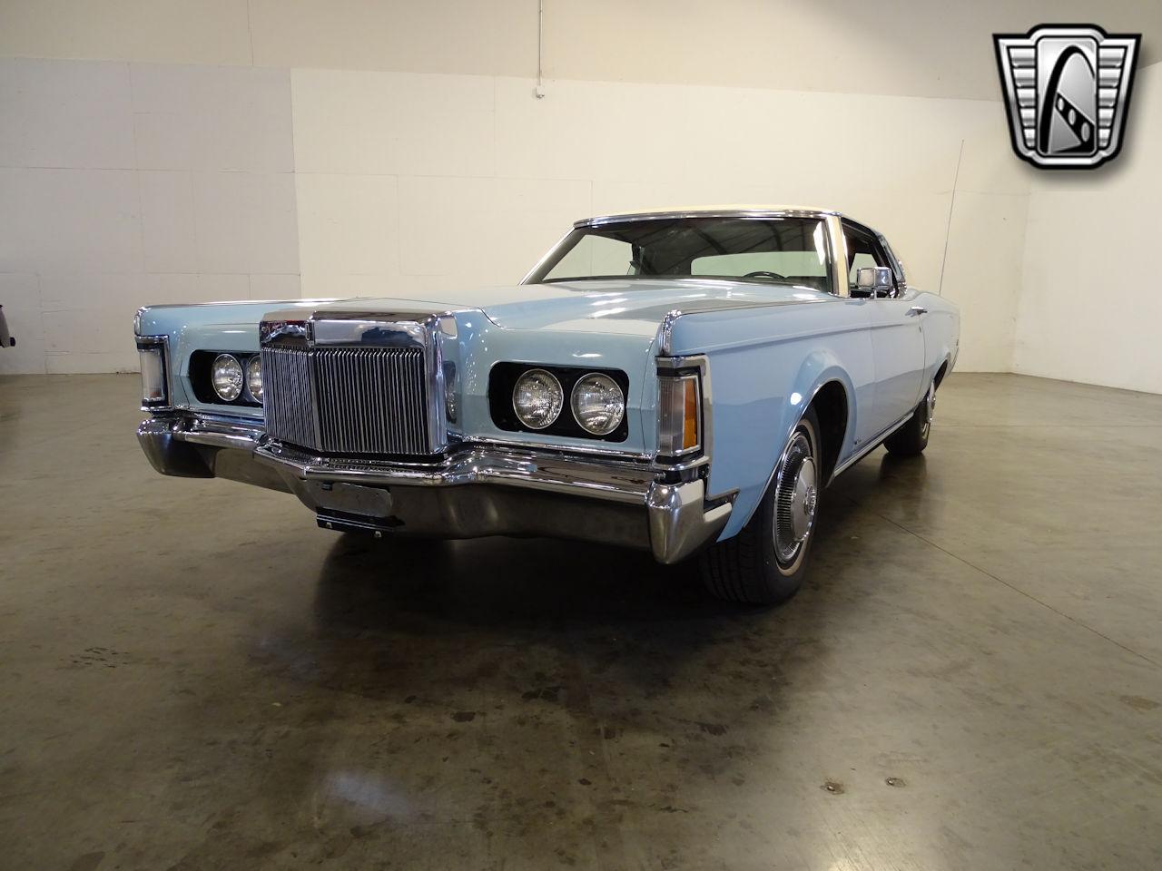 1970 Lincoln Continental 47
