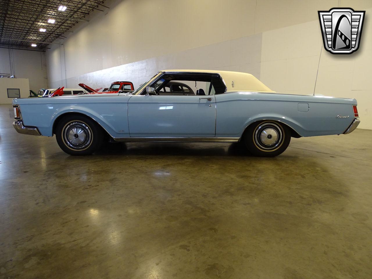 1970 Lincoln Continental 52
