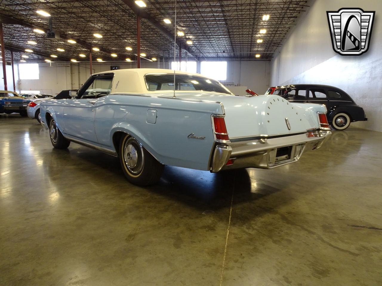 1970 Lincoln Continental 57