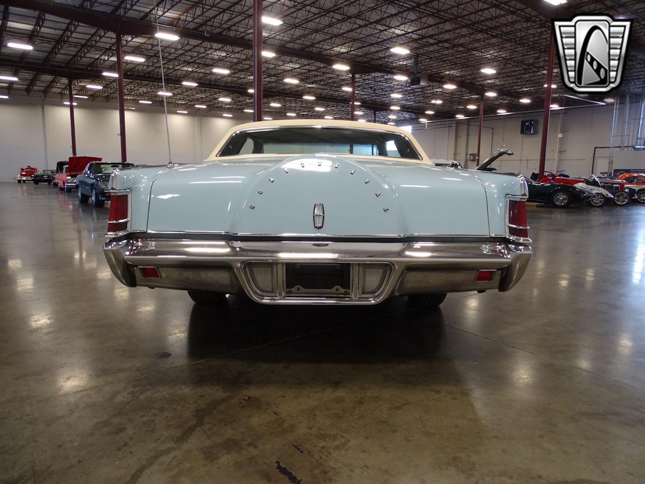 1970 Lincoln Continental 62