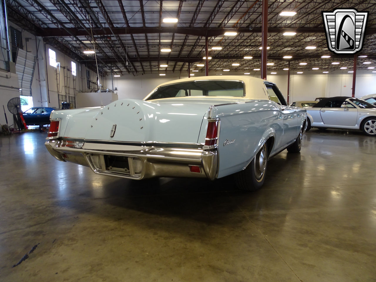 1970 Lincoln Continental 67
