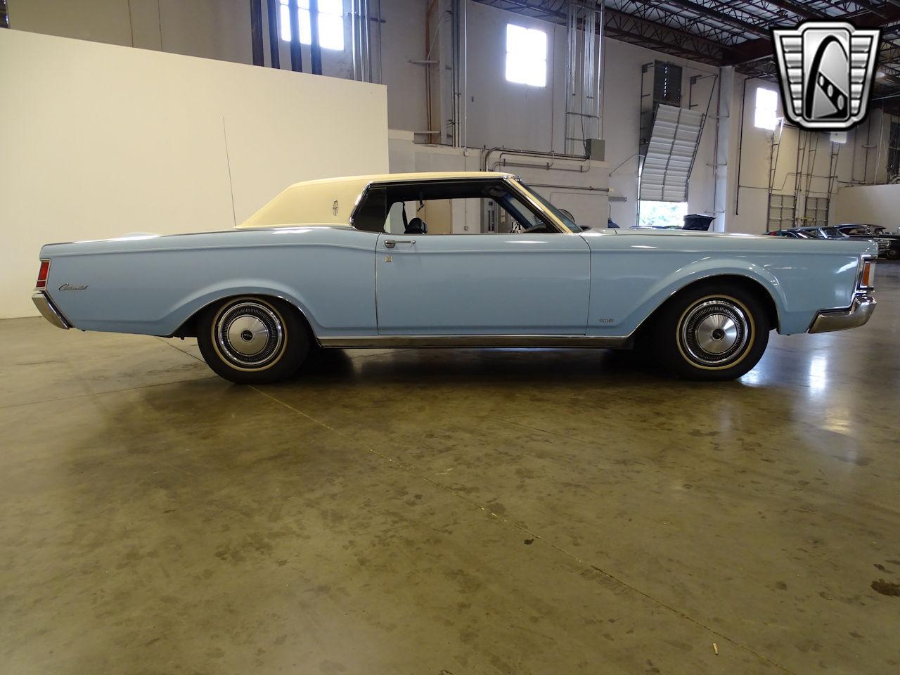 1970 Lincoln Continental 72