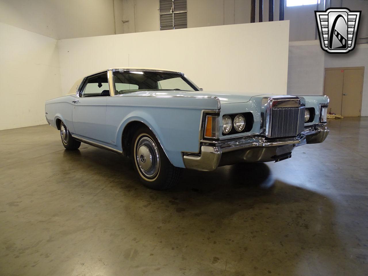 1970 Lincoln Continental 77