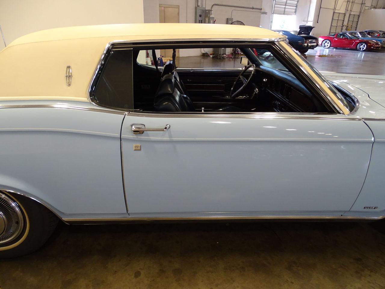 1970 Lincoln Continental 78
