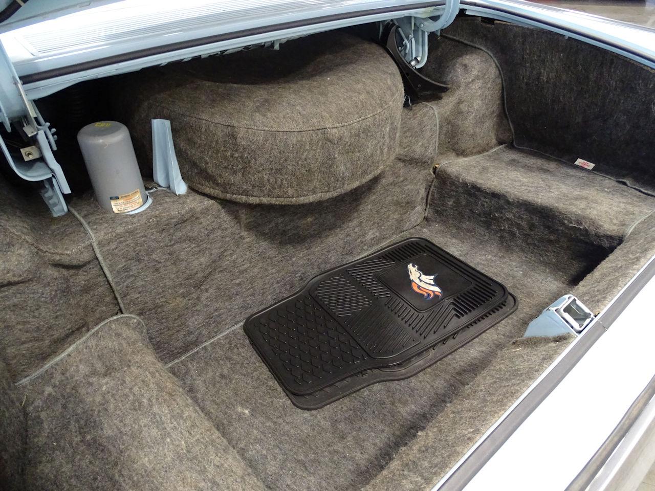 1970 Lincoln Continental 80