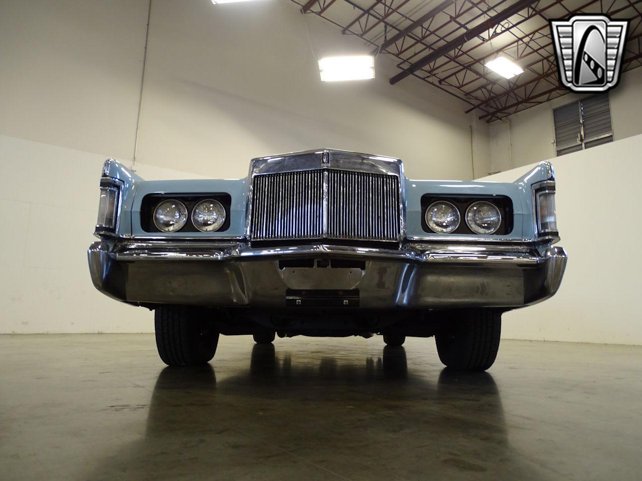 1970 Lincoln Continental 82