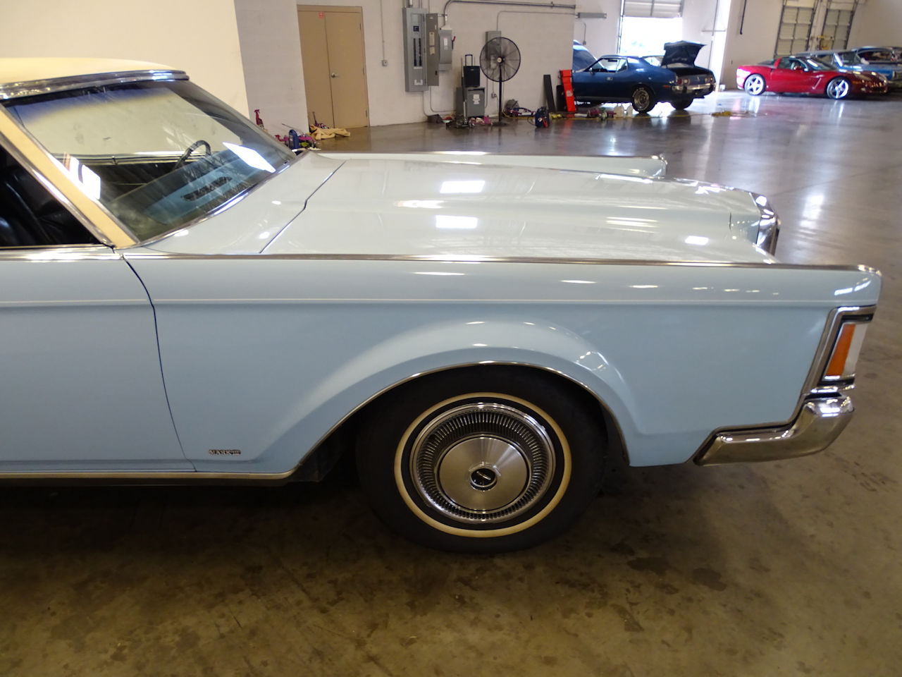 1970 Lincoln Continental 83