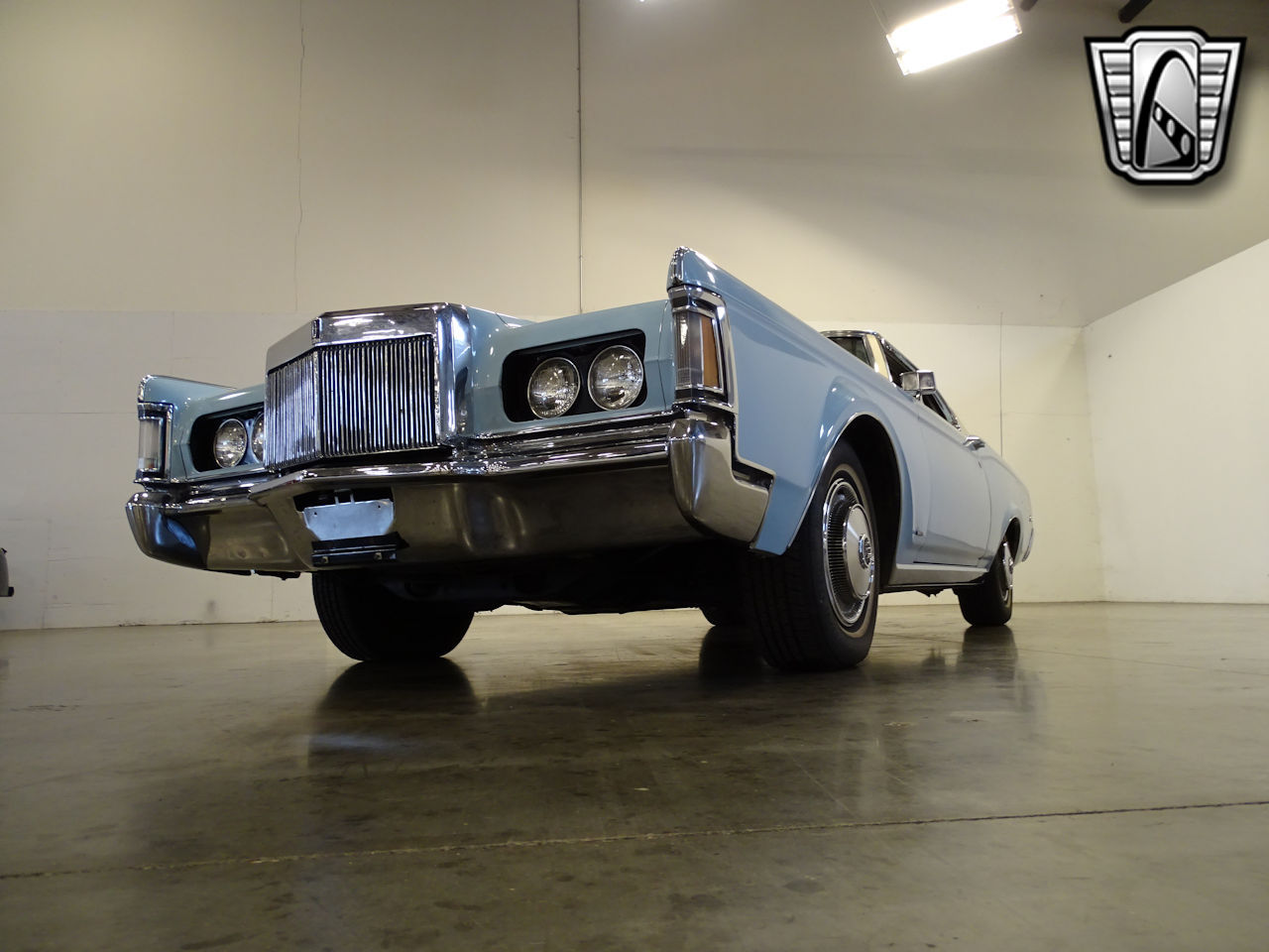 1970 Lincoln Continental 87