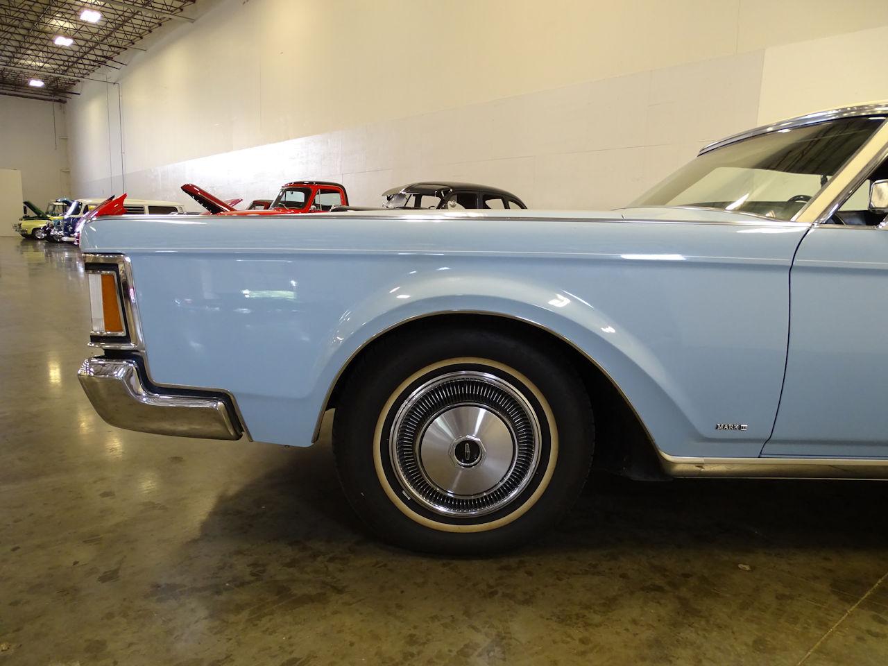 1970 Lincoln Continental 88