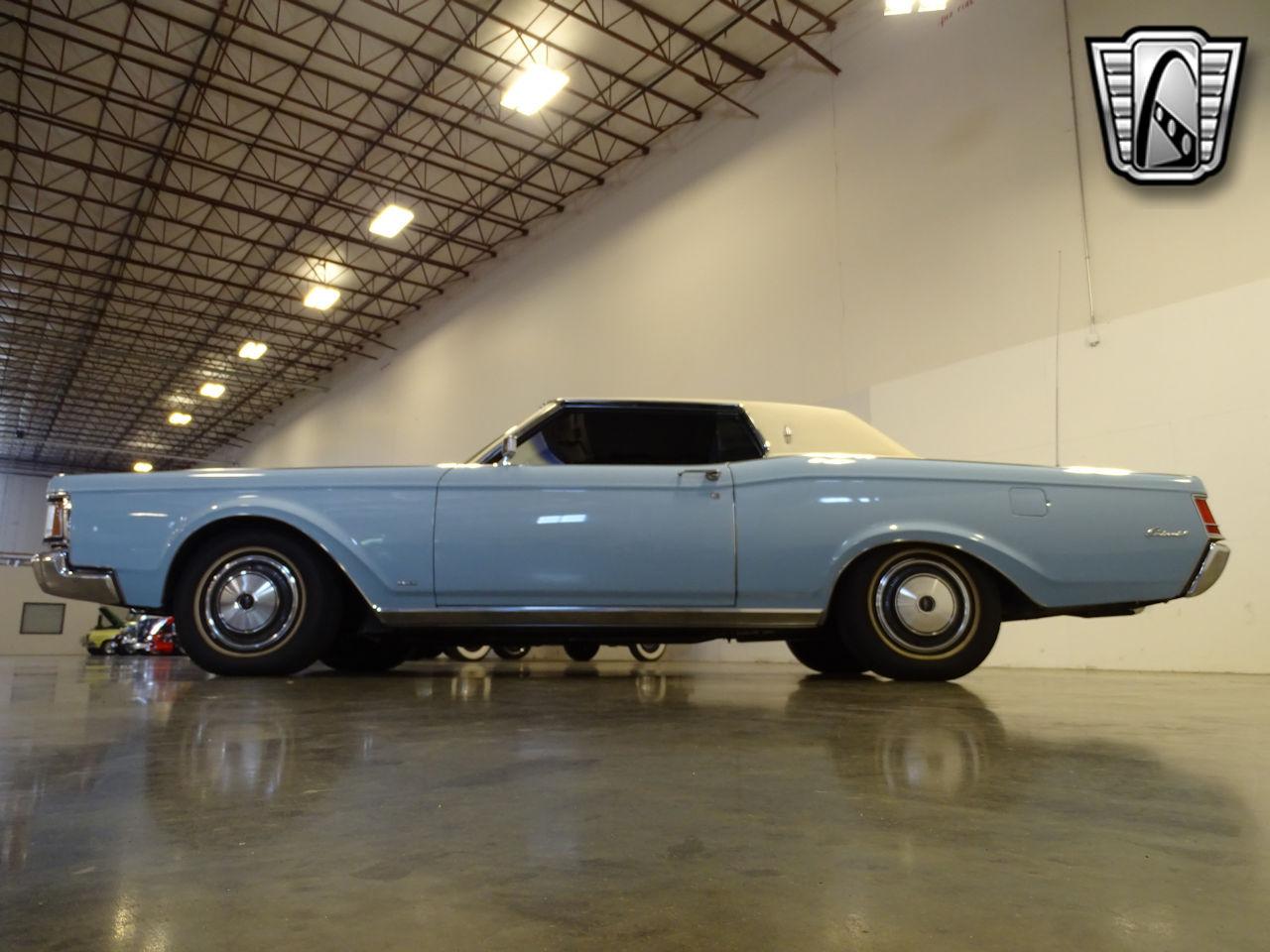1970 Lincoln Continental 92