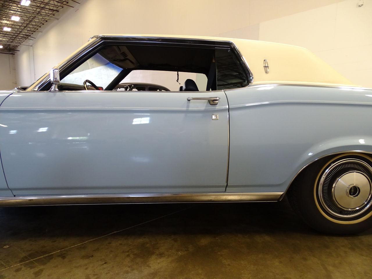 1970 Lincoln Continental 93