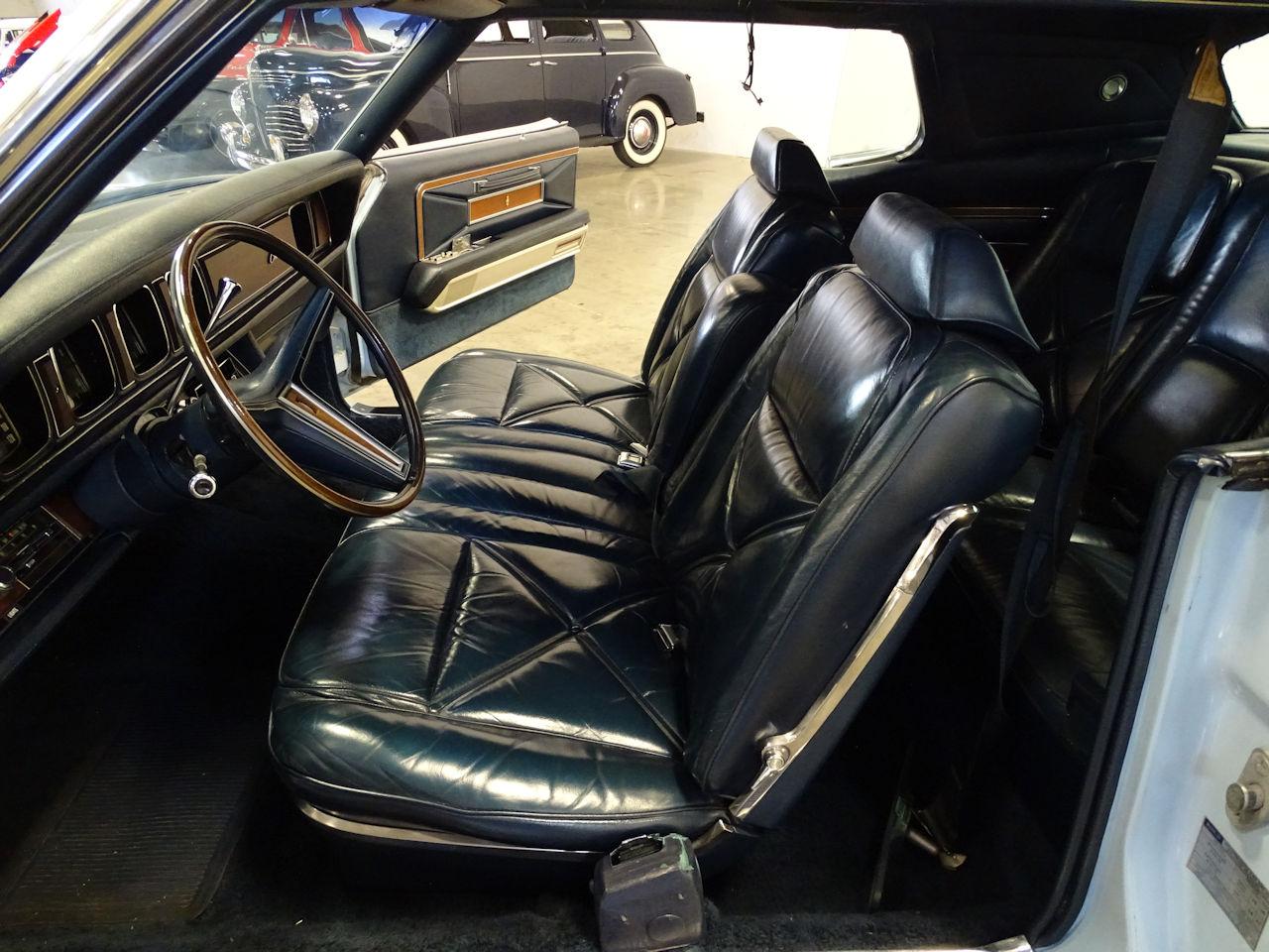 1970 Lincoln Continental 94