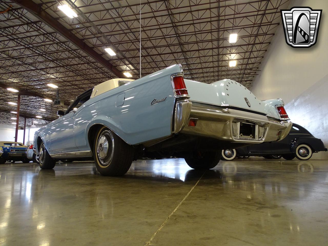 1970 Lincoln Continental 97