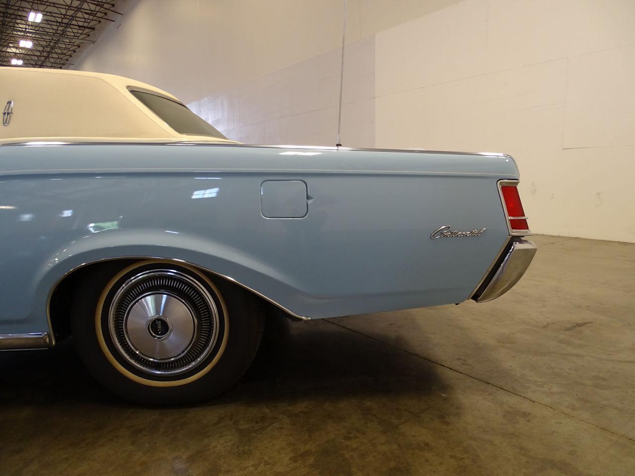 1970 Lincoln Continental 98