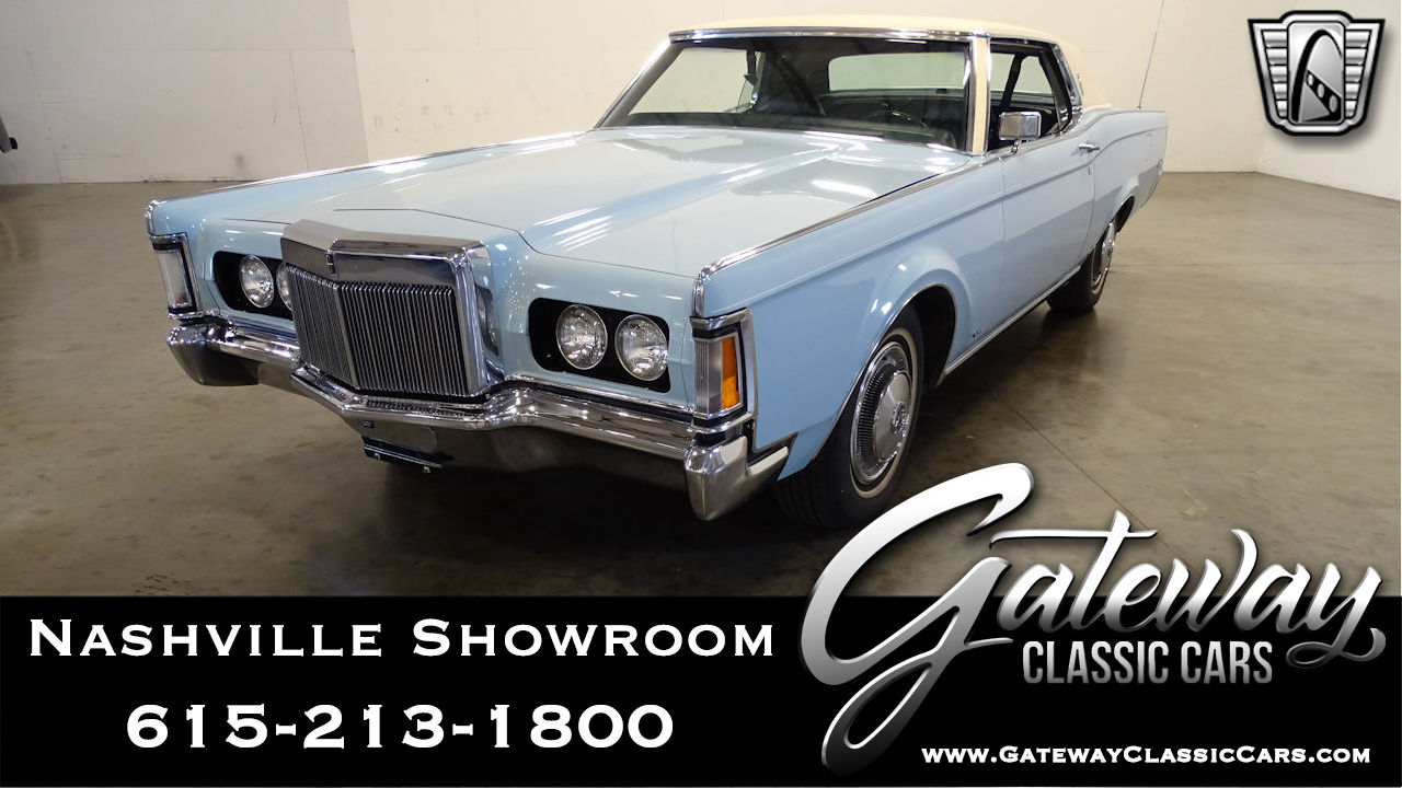 Used 1970 Lincoln Continental