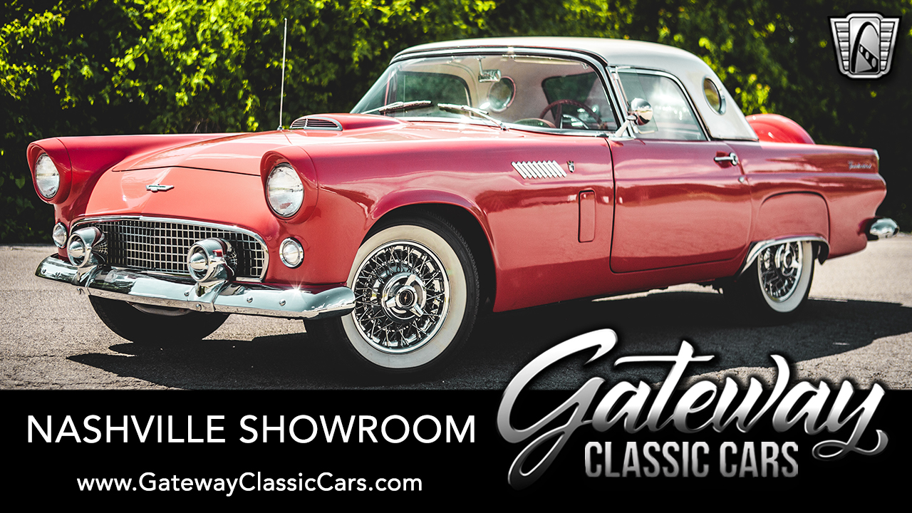 Used 1956 Ford Thunderbird