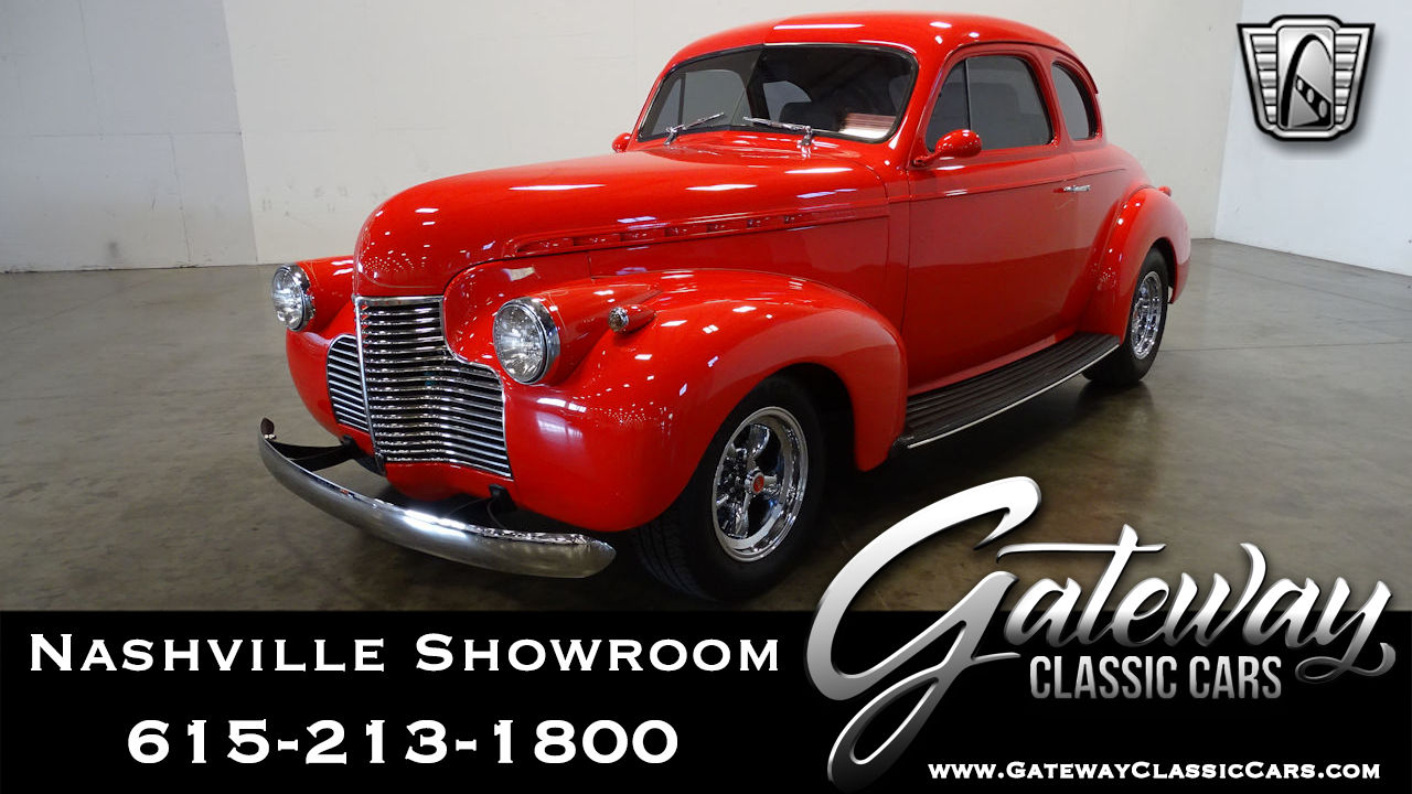 Used 1940 Chevrolet Business Coupe