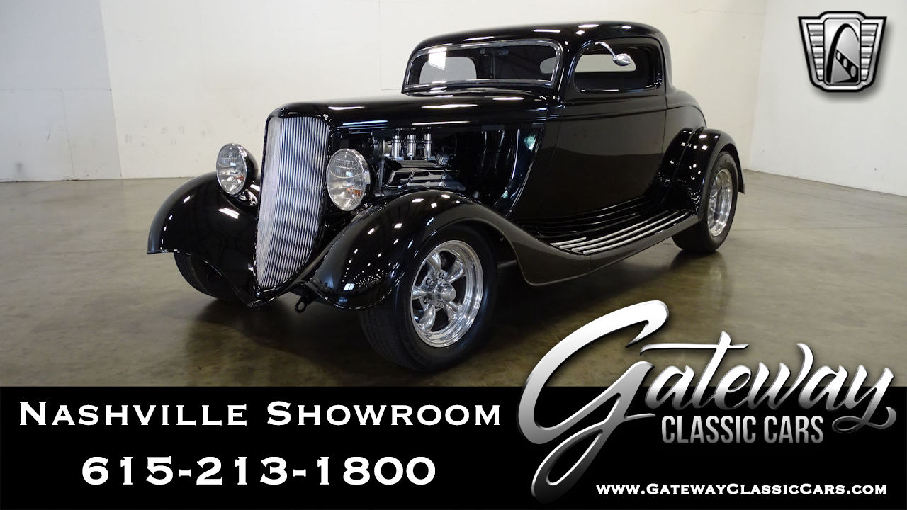 Used 1933 Ford 3 Window