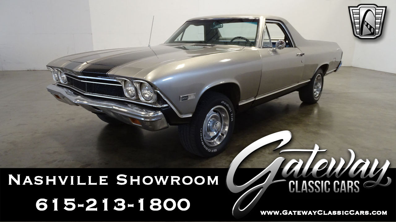 Used 1968 Chevrolet El Camino