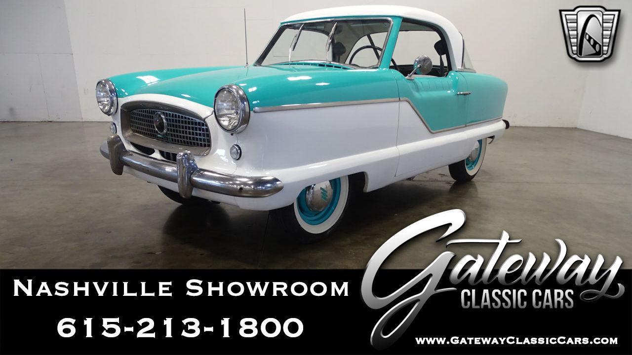 Used 1957 Nash Metropolitan