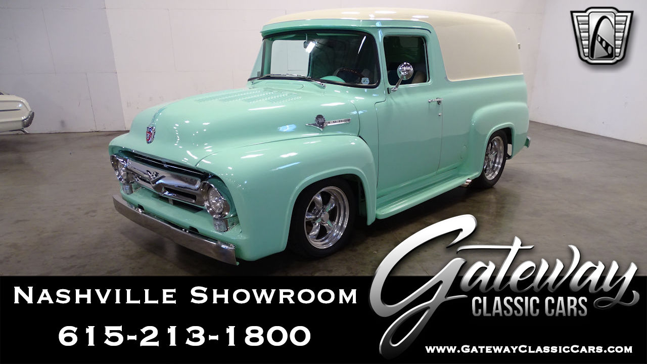 Used 1956 Ford F100