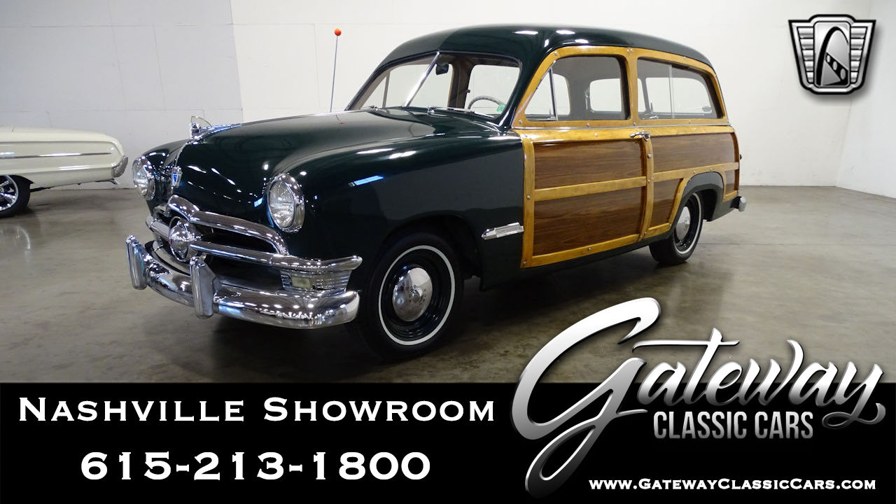 Used 1950 Ford Country Squire