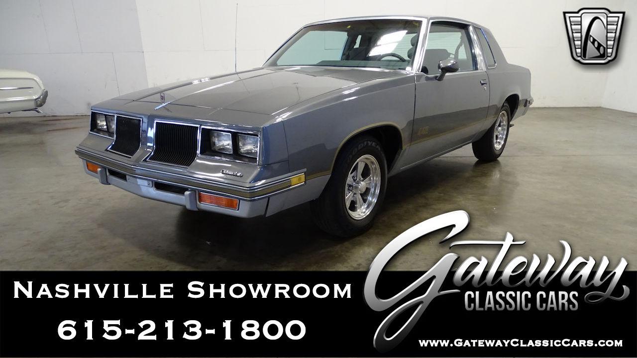Used 1986 Oldsmobile Cutlass
