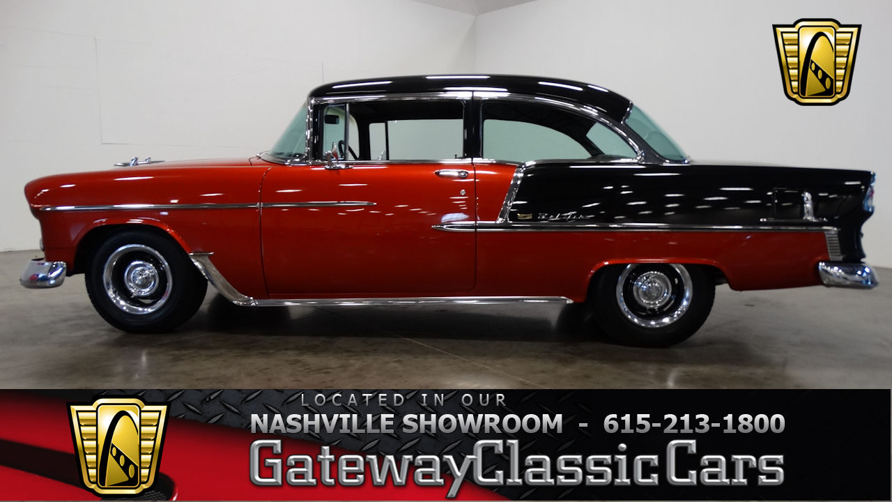 1955 Chevrolet Bel Air | Gateway Classic Cars | 791-TPA