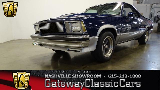 1979 Chevrolet El Camino<br><span style='font-size: large; font-style: italic'><b>  </b></span>