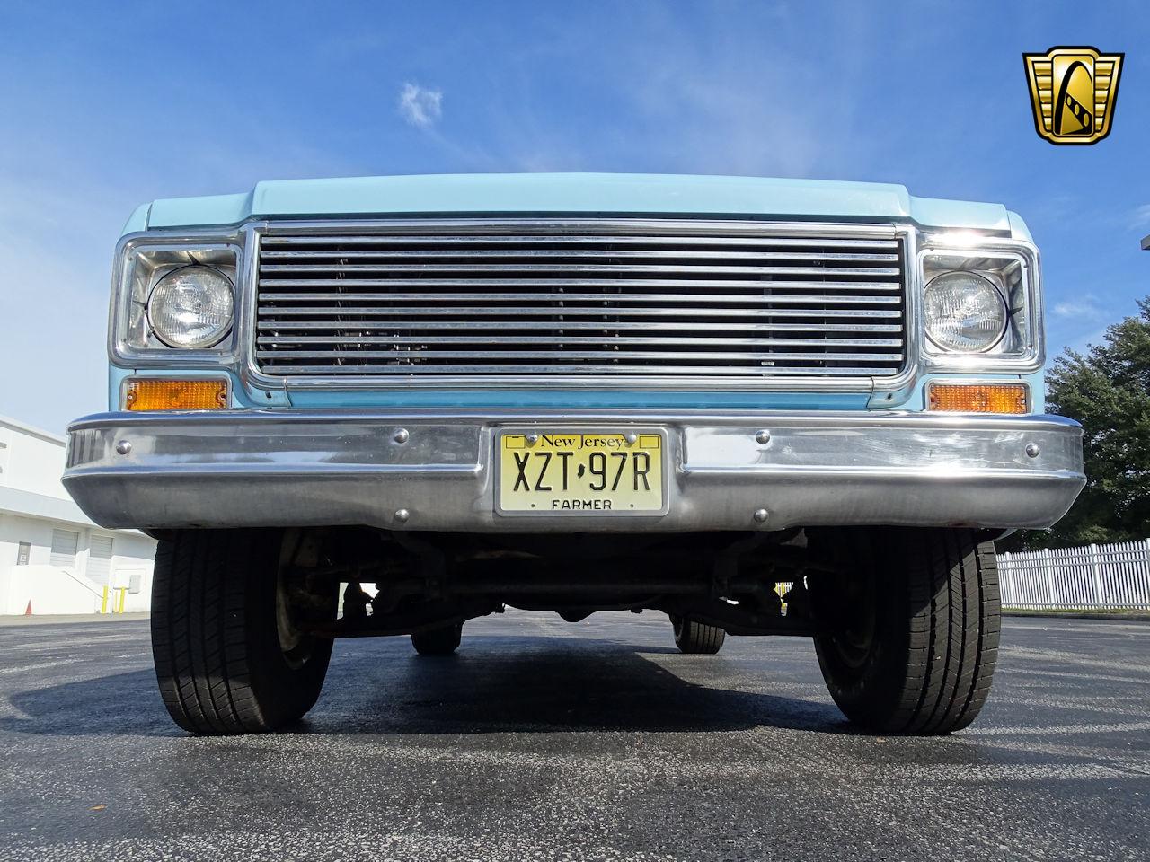 1974 Chevrolet C20 8