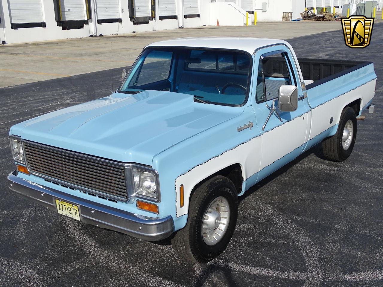 1974 Chevrolet C20 11