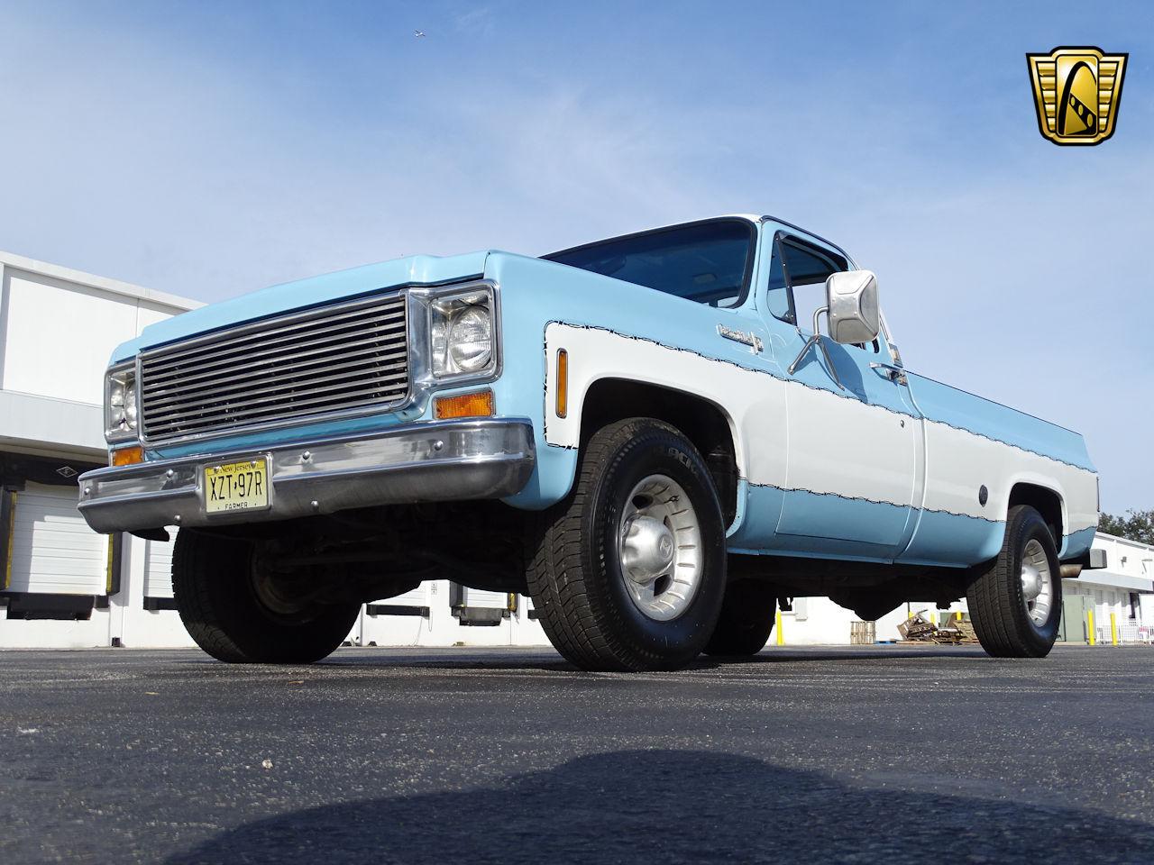 1974 Chevrolet C20 17