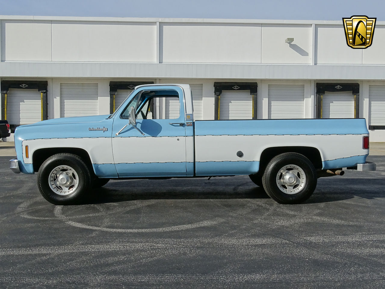 1974 Chevrolet C20 23